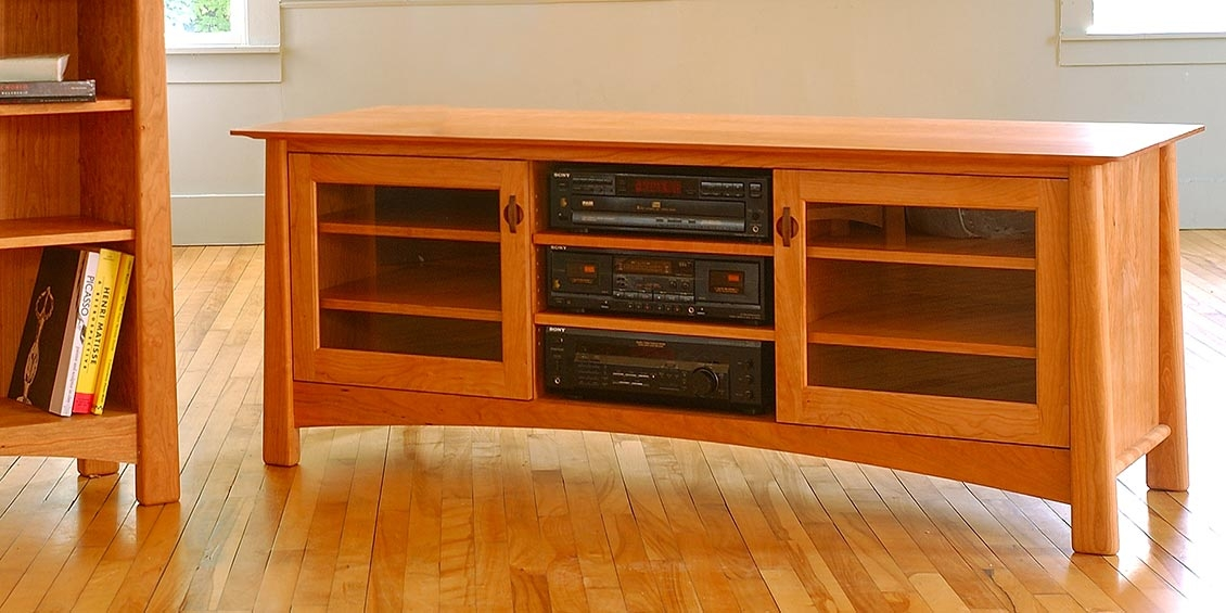 Excellent Top Wooden TV Stands With Doors With Regard To Brilliant Large Wooden Tv Stand 17 Best Ideas About Wooden Tv (Image 13 of 50)