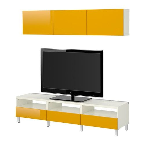 50 yellow tv stands ikea tv stand ideas for Sideboard gelb