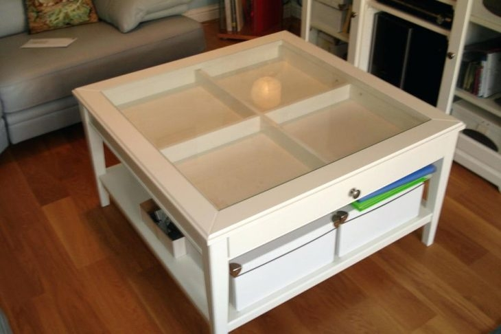 Excellent Trendy Coffee Tables With Box Storage With Round Gl Side Table Ikea Pads For Dining Room Tablesikea Storage (Image 24 of 50)