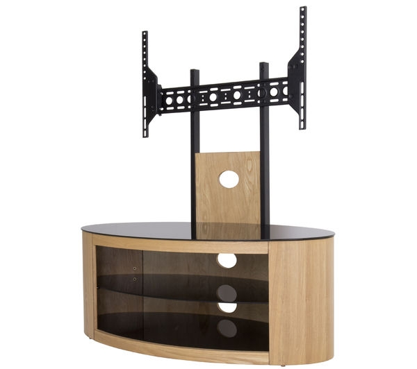 Excellent Trendy Comet TV Stands Inside Buy Avf Buckingham 1000 Tv Stand With Bracket Free Delivery Currys (Image 16 of 50)