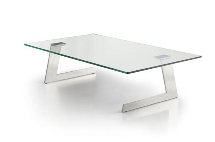 Excellent Trendy Contemporary Glass Coffee Tables  Regarding Unique Modern Glass Coffee Tables Table On Metal Base R Intended (Image 13 of 50)