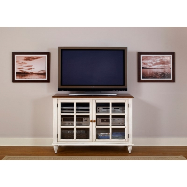Excellent Trendy Country TV Stands In Low Country Tv Stand White Bond Furniture And Mattress (Image 17 of 50)