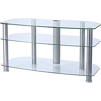Excellent Trendy Glass TV Stands Intended For Alphason Tv Cabinet Bar Cabinet (Image 14 of 50)