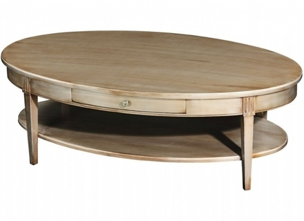 Excellent Trendy Oval Wood Coffee Tables Regarding Wood Oval Coffee Table Jerichomafjarproject (Image 14 of 50)