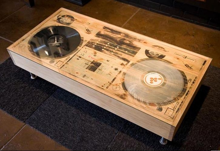 Excellent Trendy Quirky Coffee Tables Within 15 Quirky Coffee Table Designs With Real Wow Factor Would You (View 8 of 50)