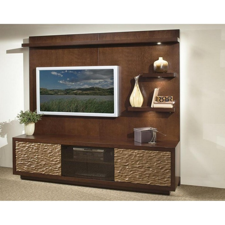 Excellent Trendy Solid Wood Black TV Stands With Solid Wood Tv Stands For Flat Screens (Image 21 of 50)