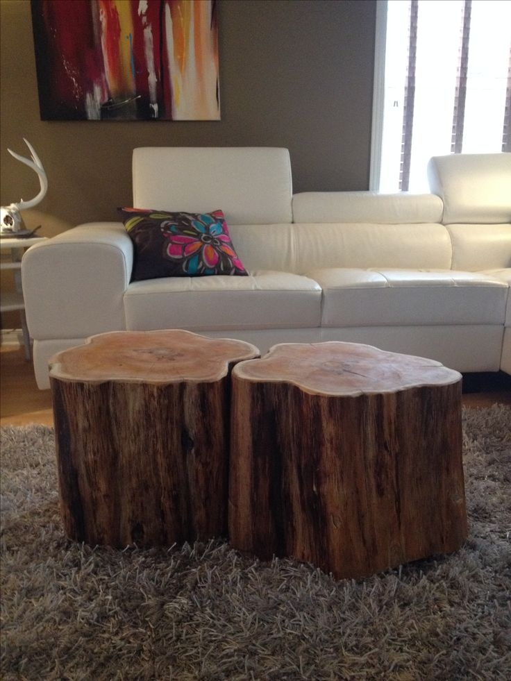Excellent Trendy Trunk Coffee Tables For 25 Best Tree Trunk Coffee Table Ideas On Pinterest Tree Stump (View 36 of 50)