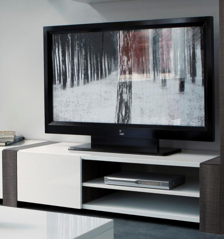 Excellent Trendy Walnut TV Stands For Flat Screens Pertaining To Walnut Tv Cabinet Uk Bdi Cavo Natural Walnut Tv Stand With Walnut (Image 17 of 50)