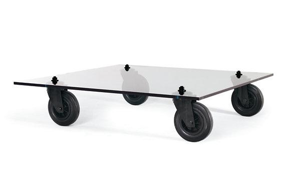 Excellent Trendy Wheels Coffee Tables With Regard To Coffee Table On Wheels (View 36 of 50)