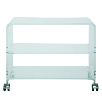 Excellent Unique Acrylic TV Stands With Transparent Colored Acrylic Tv Stand With Wheels Buy Tv Stand On (Image 13 of 50)