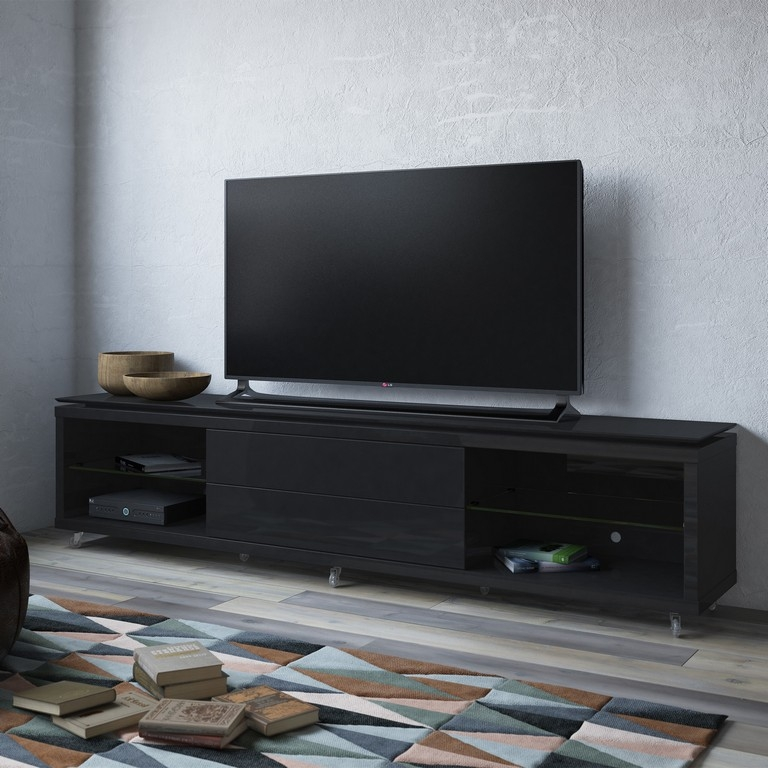 Excellent Unique Cheap Tall TV Stands For Flat Screens Within Flat Screen Tv Stands For Small Spaces Tv Stands Entertainment (Image 14 of 50)