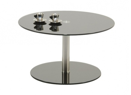Excellent Unique Glass Circular Coffee Tables Regarding Round Glass Coffee Tables Jerichomafjarproject (Image 20 of 50)