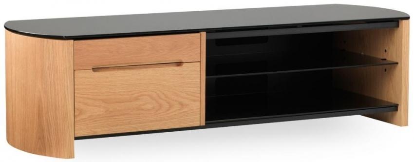 Excellent Unique Light Oak TV Cabinets Pertaining To Buy Alphason Finewood Light Oak Tv Cabinet Fw1350cb Online Cfs Uk (Image 15 of 50)