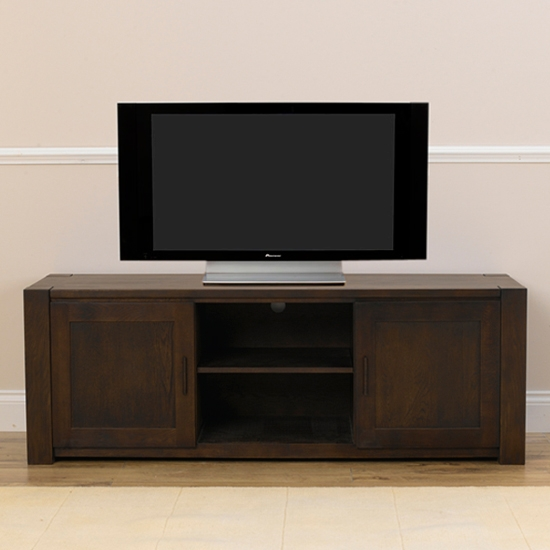 Featured Image of Dark Wood TV Cabinets