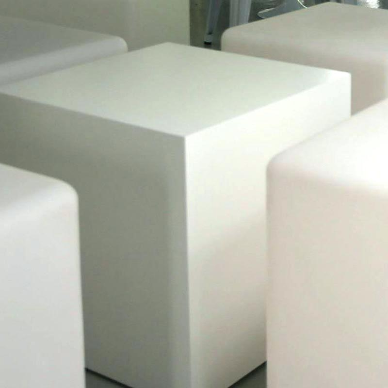 Excellent Variety Of White Cube Coffee Tables With Coffee Table White Satin Cube Coffee Tablewhite Table Gloss (View 5 of 40)