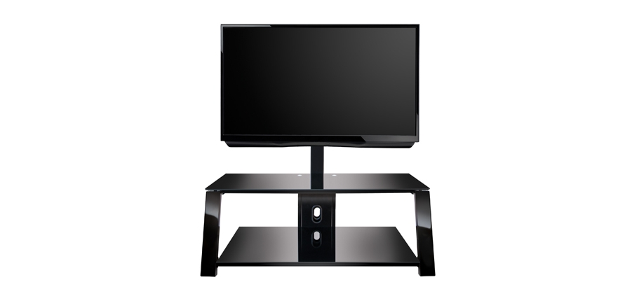 Excellent Wellknown Bell'O Triple Play TV Stands Pertaining To 5  (Image 17 of 50)