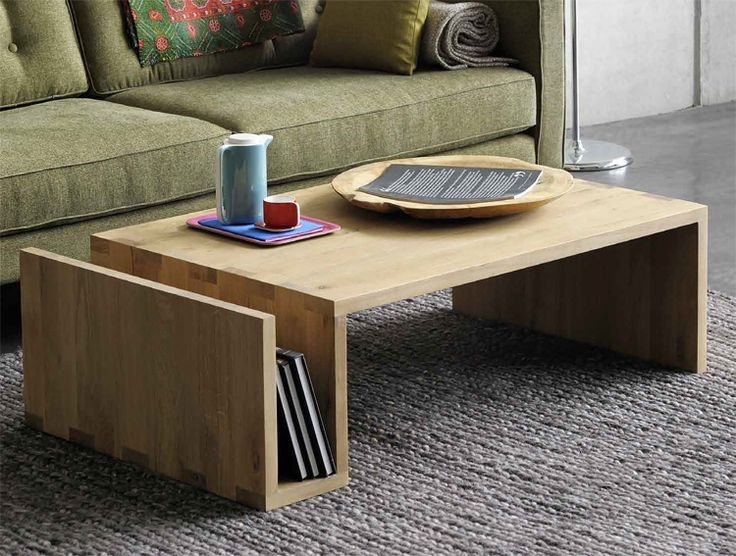 Excellent Wellknown Coffee Tables Solid Wood Regarding Best 25 Solid Wood Coffee Table Ideas Only On Pinterest (Image 21 of 50)
