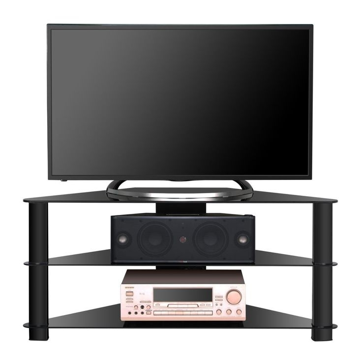 Excellent Well Known Contemporary Corner TV Stands Inside 45 Best Tv Stand Images On Pinterest Tv Stands Xbox And Stand For (Image 15 of 50)