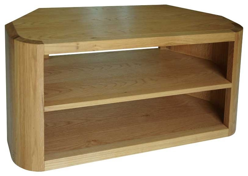 Excellent Wellknown Corner Oak TV Stands For Flat Screen With Regard To Oak Tv Corner Cabinet Bar Cabinet (Image 19 of 50)