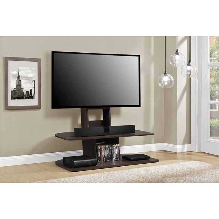 Excellent Well Known Dark Walnut TV Stands Throughout Best 20 65 Inch Tv Stand Ideas On Pinterest Walmart Tv Prices (Image 18 of 50)