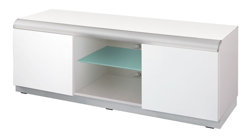Excellent Well Known Denver TV Stands With Regard To Tv Stands Units Denver 2 White Tv Stand (Image 15 of 50)