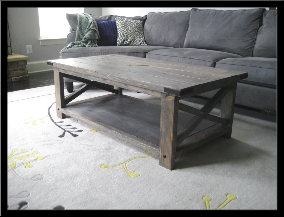 Excellent Wellknown Grey Wood Coffee Tables Within Wonderful Gray Coffee Table (Image 18 of 50)