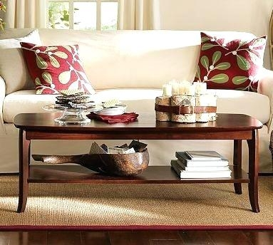 Excellent Wellknown Griffin Coffee Tables Within Pottery Barn Griffin Coffee Table Reviews Railroad Cart Coffee (View 33 of 50)