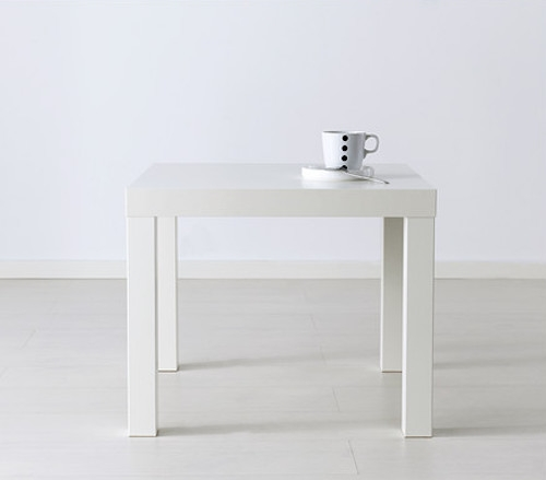 Excellent Well Known Large Low White Coffee Tables For Low White Large Square Wood Coffee Table (Image 14 of 50)