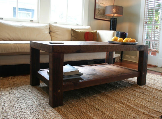 Excellent Wellknown Large Rustic Coffee Tables In Large Rustic Coffee Table Doorman Designs (View 35 of 50)