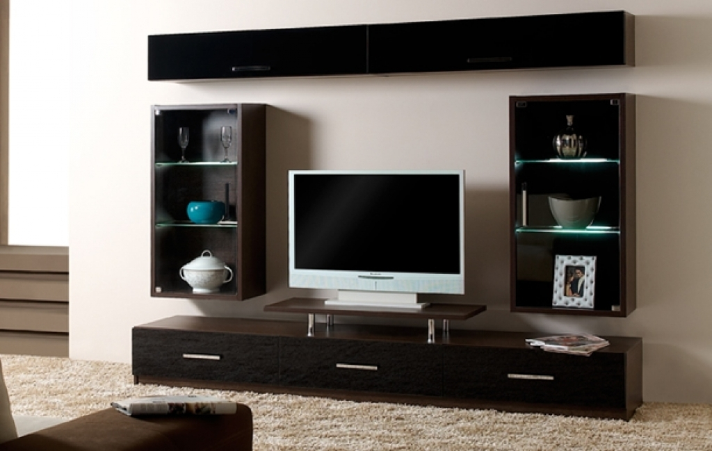 Excellent Well Known Modular TV Cabinets Inside Tv Unit Designs In The Living Room Living Room Tv Cabinet Designs (Image 17 of 50)