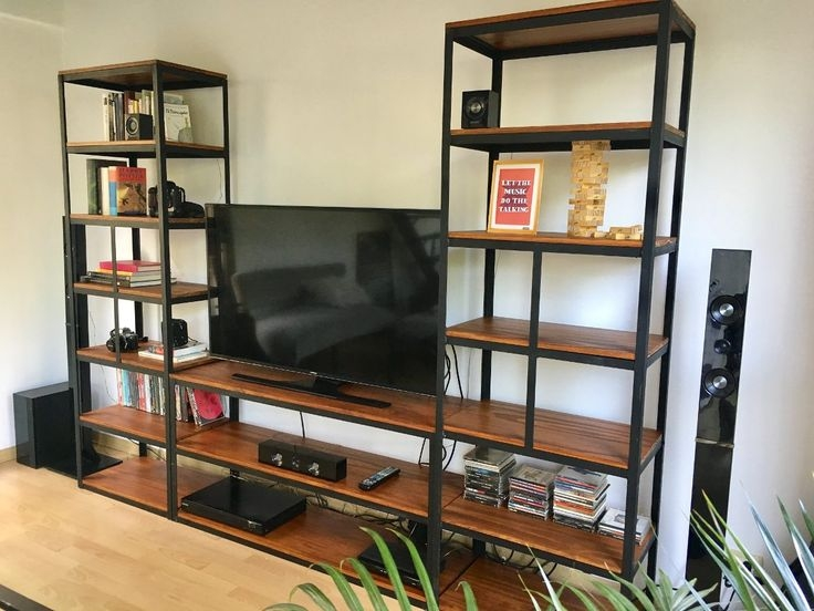Excellent Wellknown Modular TV Stands Furniture Pertaining To Best 25 Modular Tv Ideas On Pinterest Modulares Para Tv Salas (Image 15 of 50)