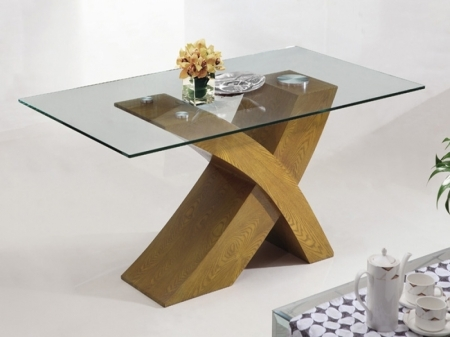 Excellent Well Known Oak And Glass Coffee Tables With Coffee Table Glass And Dark Wood Coffee Table Milano Oak Veneer (View 9 of 50)