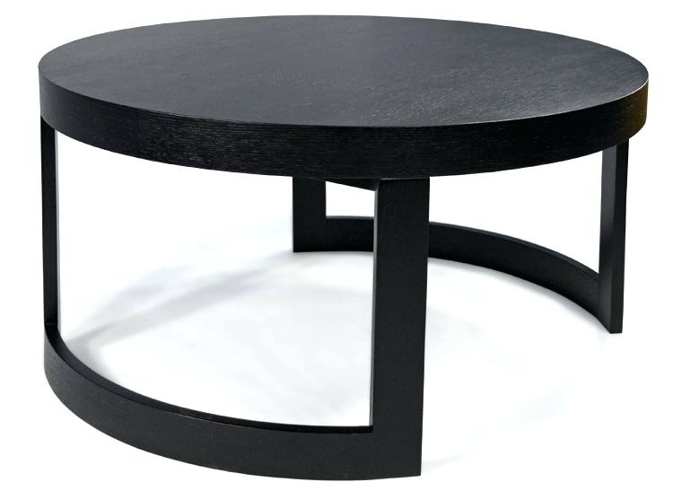 Excellent Wellknown Round Red Coffee Tables Inside Coffee Table Red Modern Coffee Table Inspirationred And Black N (Image 17 of 50)