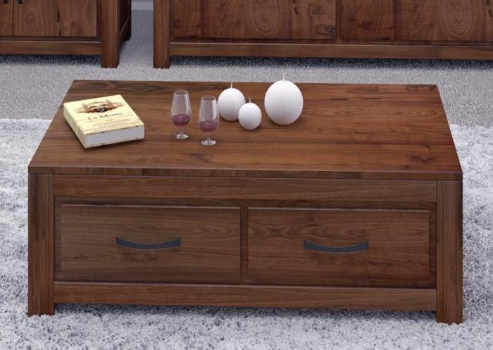 Excellent Well Known Solid Wood Coffee Tables With Regard To Living Room Coffee Tables Solid Wood Coffee Table In Espresso (Image 19 of 50)