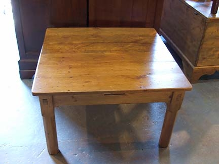 Excellent Wellknown Square Pine Coffee Tables Throughout Inspiring Pine Coffee Tables Ideas (Image 20 of 50)