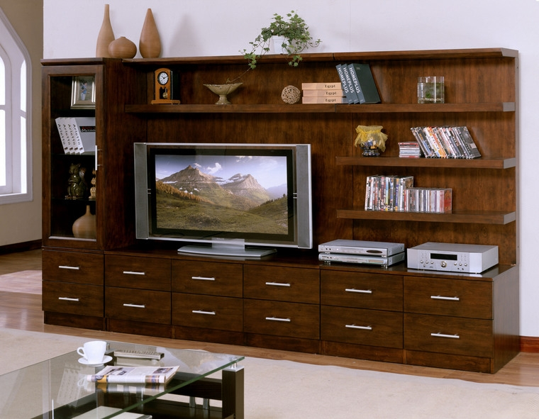 Excellent Well Known TV Cabinets Intended For Choosing The Correct Size Tv Cabinet Oak Furniture And Sofa (Image 14 of 50)