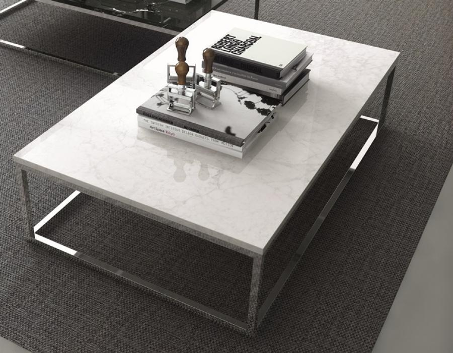 Excellent Well Known White Marble Coffee Tables Within Marble Top Coffee Table Pomphome (View 48 of 50)