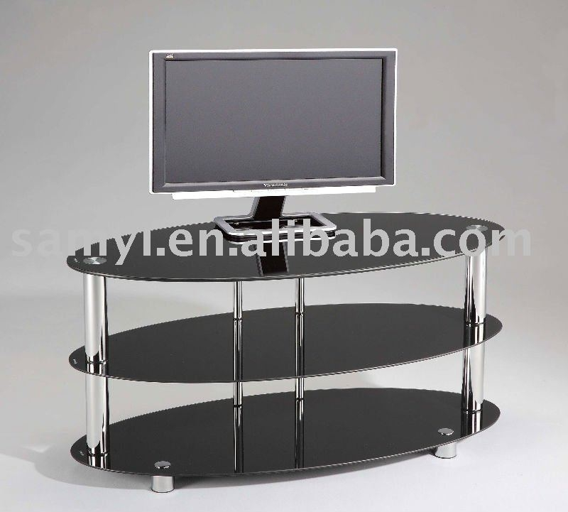 Excellent Well Known White Oval TV Stands With Regard To Oval Tv Stand Oval Tv Stand Suppliers And Manufacturers At (Image 15 of 50)
