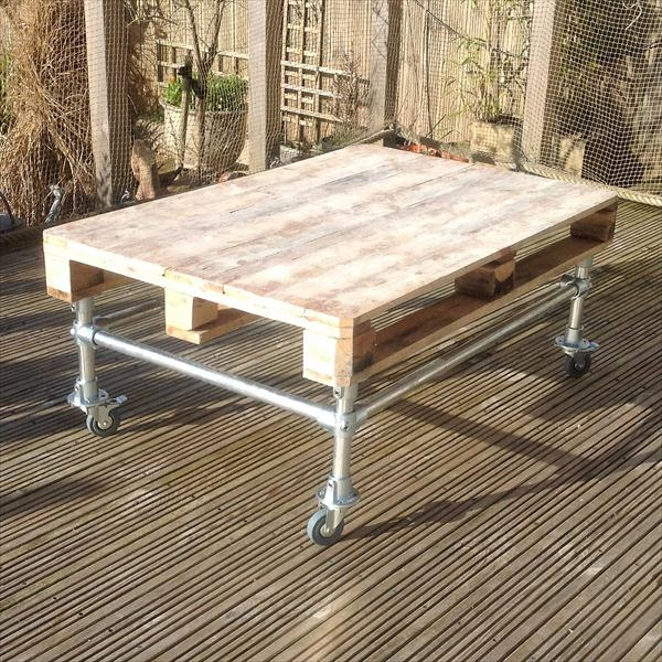 Excellent Wellknown Wooden Garden Coffee Tables Pertaining To Living Room Best Ana White Build An Outdoor Coffee Table Hamptons (Image 14 of 50)