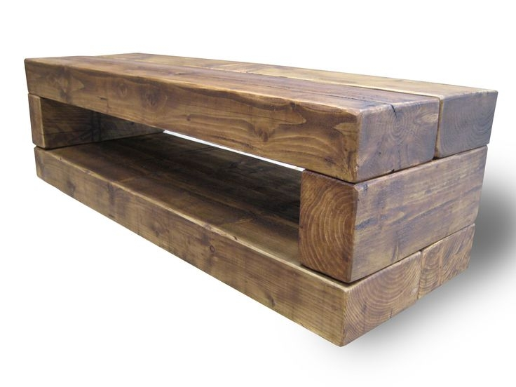 Excellent Wellliked Coffee Tables And TV Stands Matching For Best 10 Reclaimed Wood Tv Stand Ideas On Pinterest Rustic Wood (View 33 of 50)