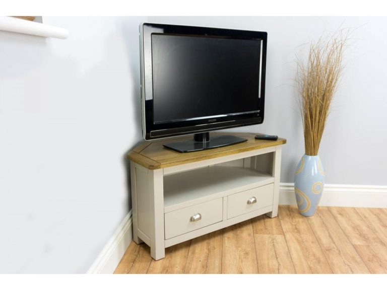 Excellent Wellliked Grey Corner TV Stands Regarding Grey Corner Tv Stand Beyond Belief On Home Decorating Ideas With (Image 15 of 50)