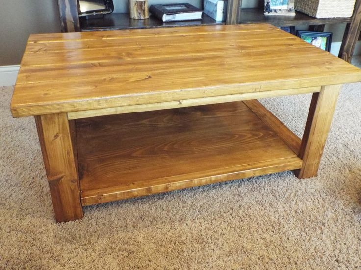 Excellent Wellliked Pine Coffee Tables With Storage With Regard To Best 25 Coffee Table Plans Ideas Only On Pinterest Diy Coffee (Image 19 of 50)