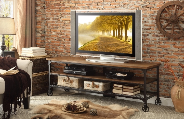 Excellent Wellliked Solid Pine TV Stands With Tv Stands Awesome Weathered Tv Stand 2017 Design Weathered Tv (View 40 of 50)