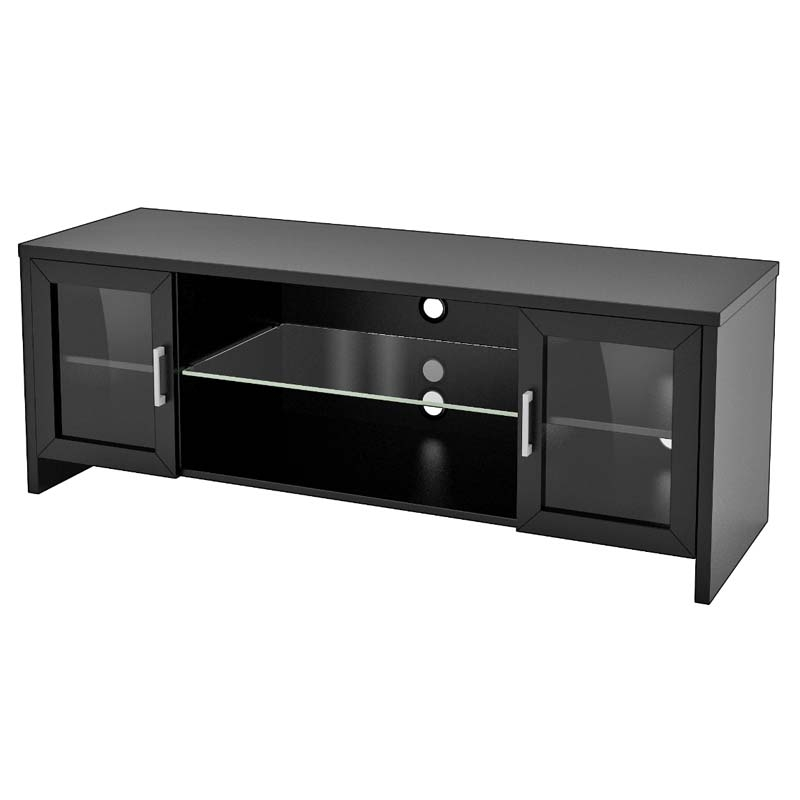 Excellent Wellliked TV Stands For 55 Inch TV Inside Z Line Designs Callie 55 Inch Tv Stand Black Zl0119 55su (Image 16 of 50)