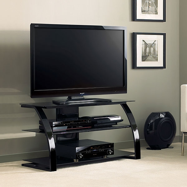Excellent Wellliked Unique TV Stands For Flat Screens Pertaining To Tv Stands 10 Awesome Stands For Flat Screen Tvs Collection Tv (Image 16 of 50)