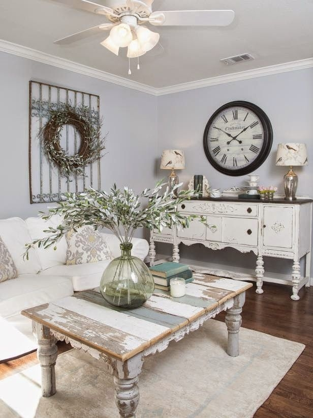 Excellent Wellliked White Cottage Style Coffee Tables Inside Top 25 Best Beach Style Coffee Tables Ideas On Pinterest Beach (View 18 of 50)