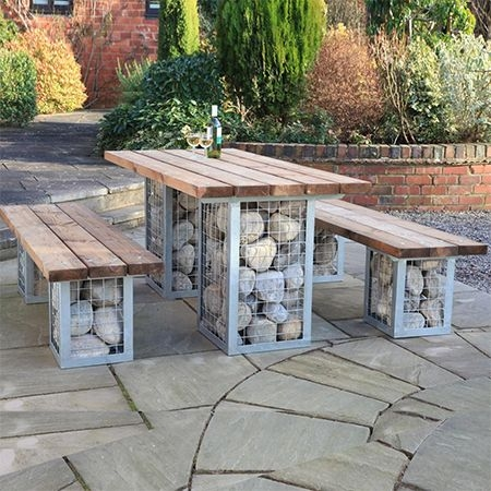 Excellent Wellliked Wooden Garden Coffee Tables Throughout Best 25 Garden Table Ideas On Pinterest Tile Tables Ikea Lack (Image 15 of 50)