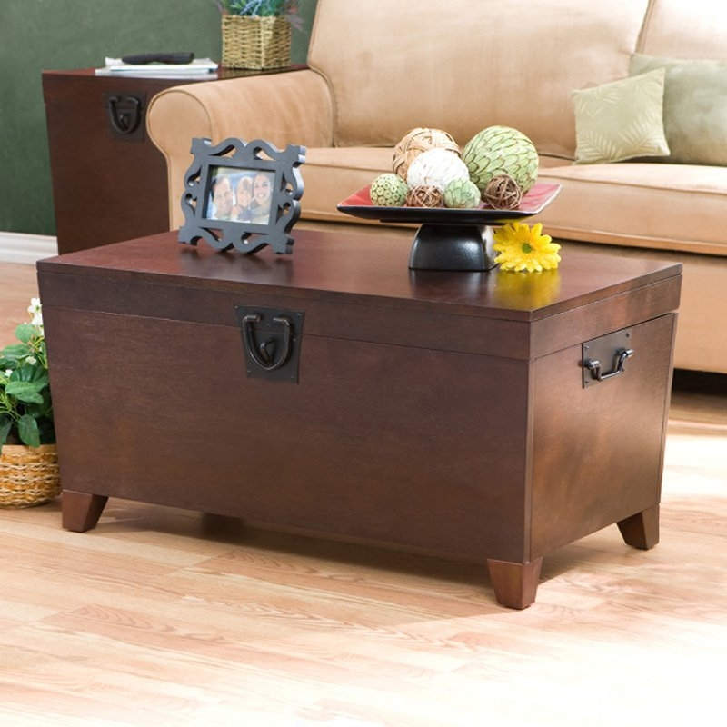 Excellent Widely Used Espresso Coffee Tables Throughout Espresso Colored Coffee Tables (Image 10 of 50)