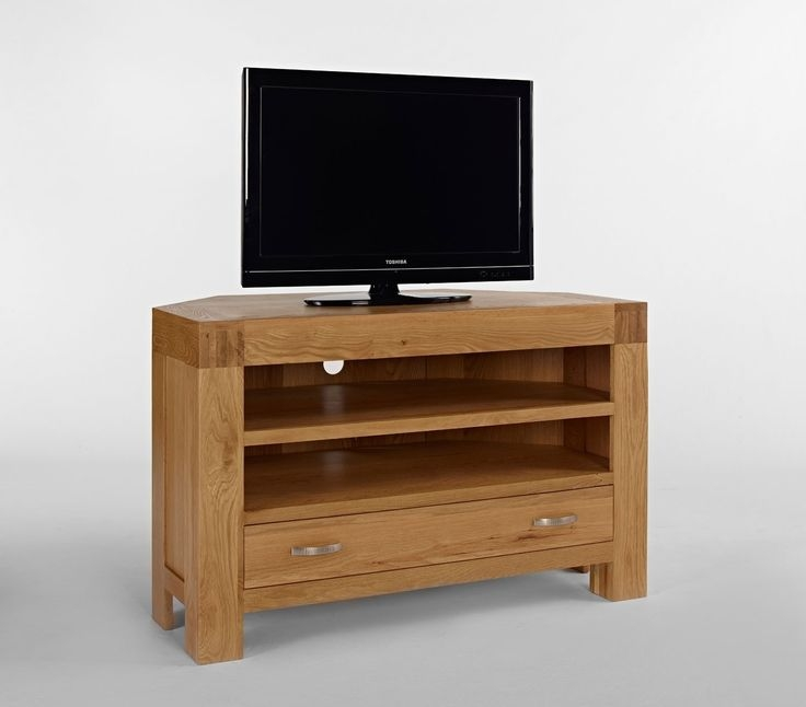 Excellent Widely Used Light Oak Corner TV Cabinets Pertaining To 25 Best Oak Corner Tv Unit Ideas On Pinterest Oak Corner Tv (Image 23 of 50)
