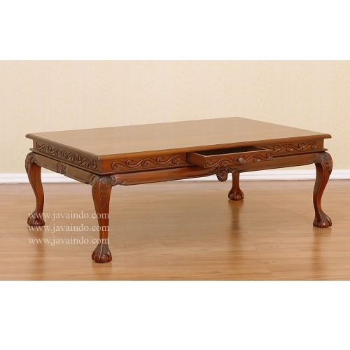 Excellent Widely Used Low Coffee Tables With Drawers In Low Coffee Table 4 Drawers Antique Coffee Table (Image 23 of 50)
